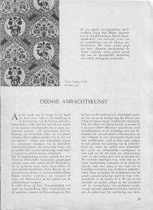 1950-0203deenseambachtskunst1