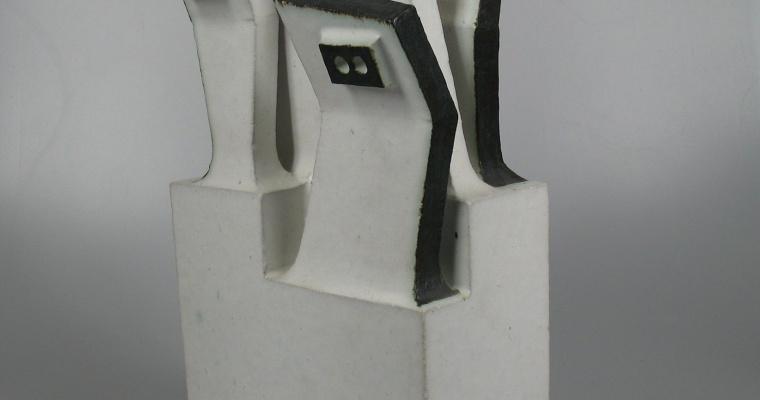 Jan de Rooden – black & white object 1967