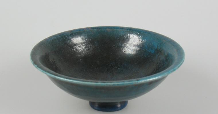 Judith Laqueur-Révész art pottery bowl