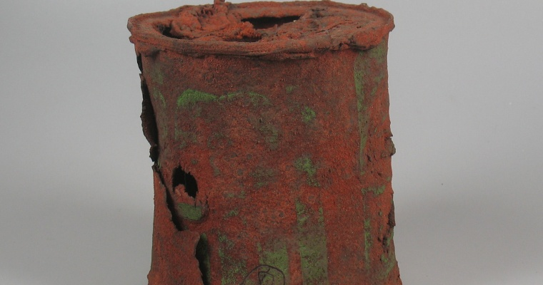 "Diet Wiegman ""Rusty can"" 1975"