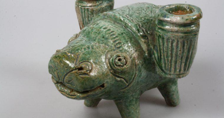 Harm Hendrick Kamerlingh Onnes figurine