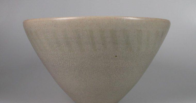 Henk Verberkmoes large bowl