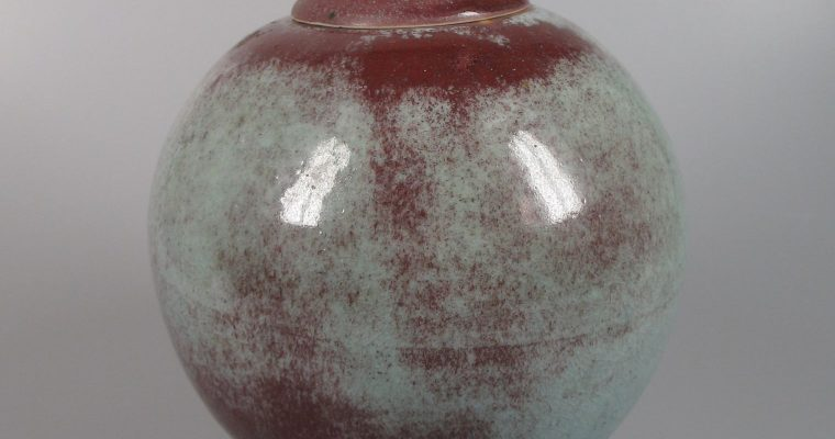 Iet Cool-Schoorl lidded pot