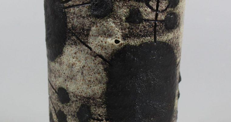 Jaap Dommisse 1960's COBRA style vase