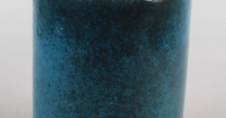 Gert de Rijk 't Bolwerk vase blue