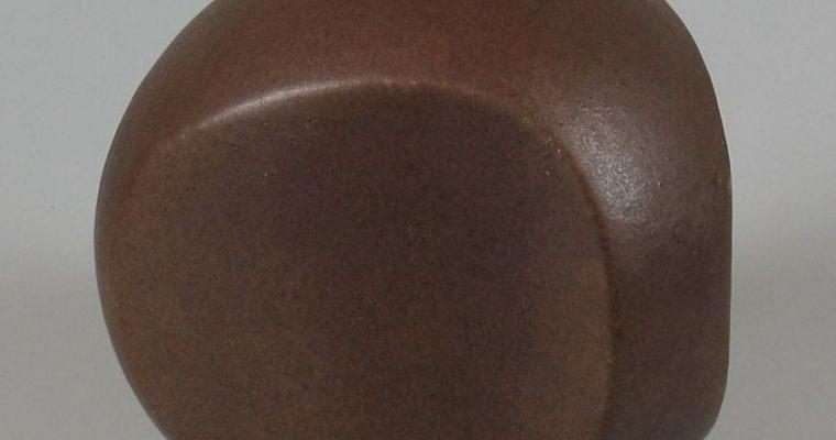 Henny Radijs abstract ceramic object 1973