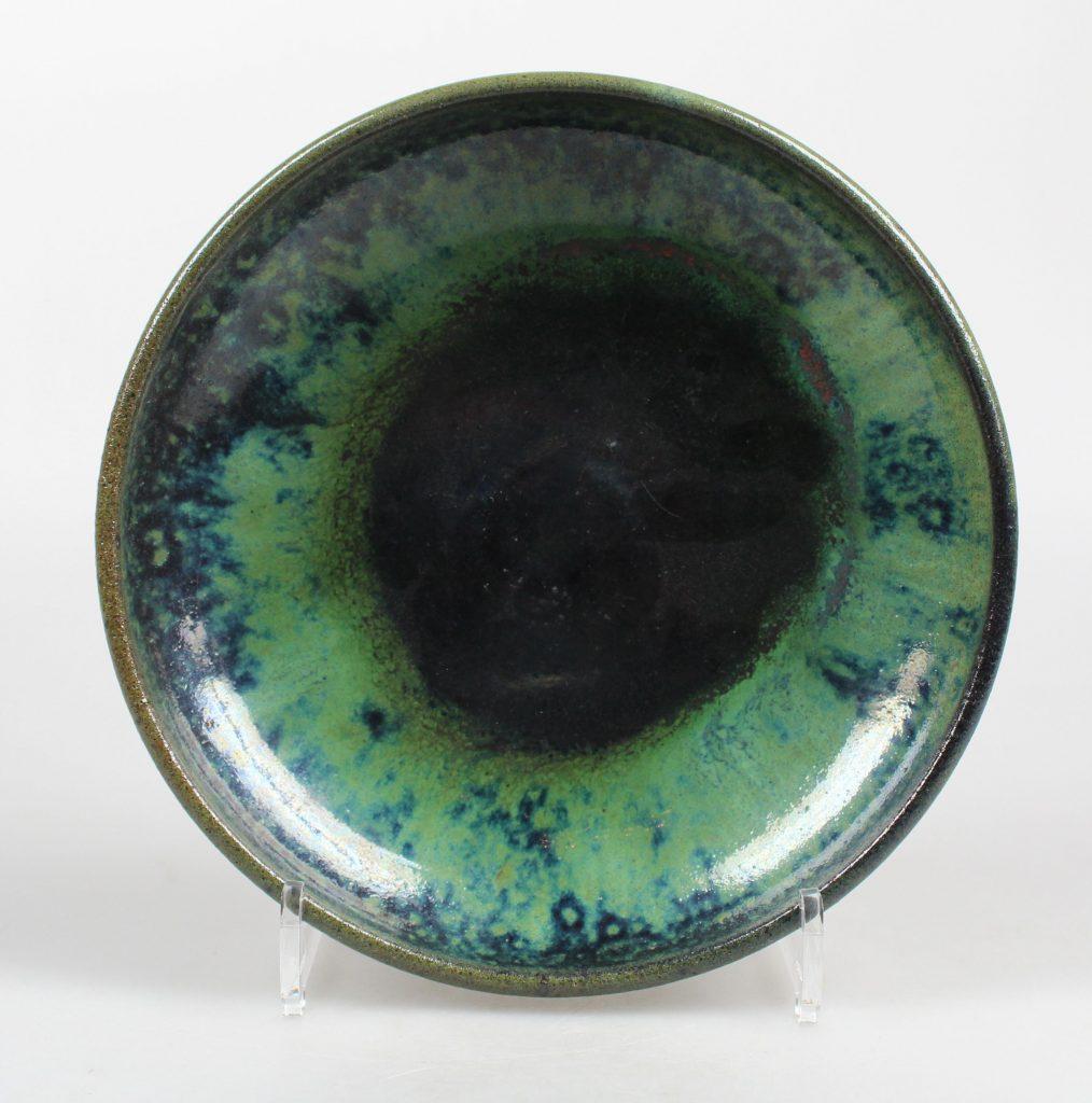 Derk Holman studio pottery bowl