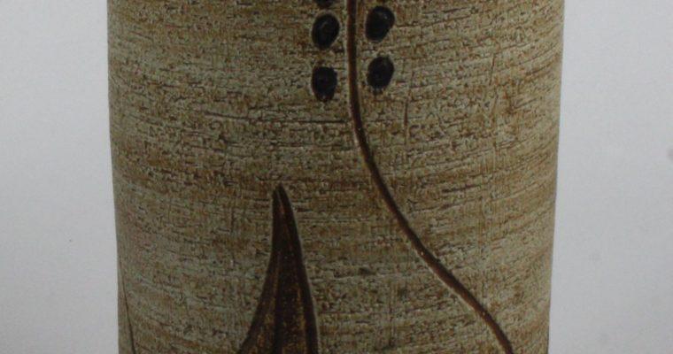 Sgrafo mid-century vase model 3137