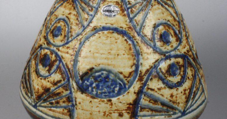 Noomi Backhausen Søholm Stentøj, large vase