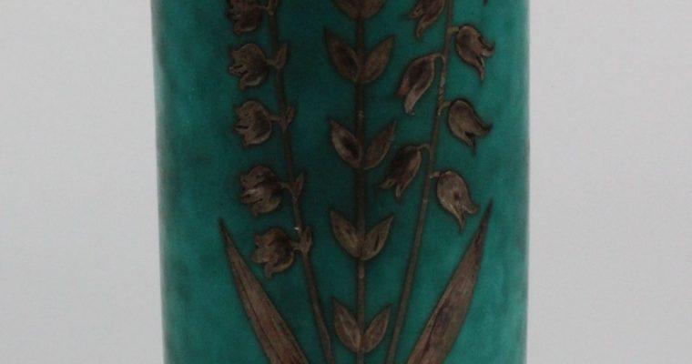 Wilhelm Kåge Gustavsberg – Argenta vase