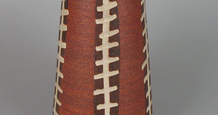 Jan van Stolk mid-century vase