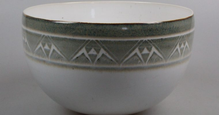Geert Schreuder large porcelain bowl