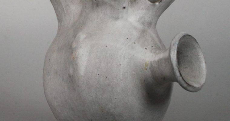 Lotte Reimers (GER, 1932) art pottery vase / object