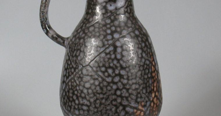 Hannie Mein large art pottery vase
