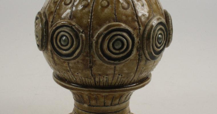 Hans de Jong studio pottery 1976