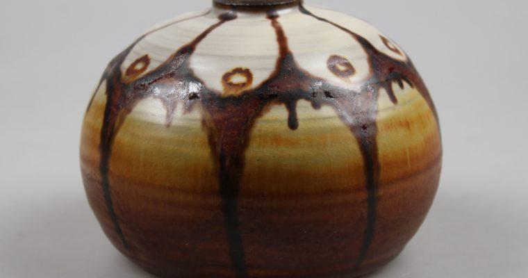 Inge-Lise Eder art pottery vase