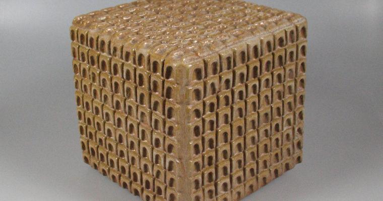 Henny Radijs cube form 1978