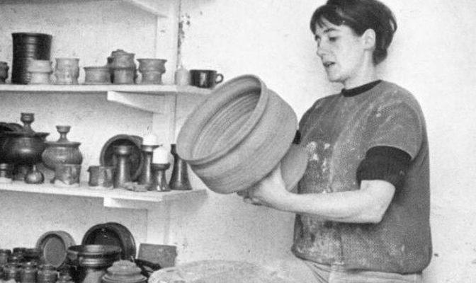 Sonja Landweer (1933-2019)