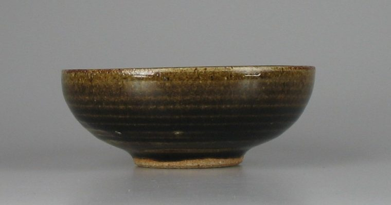 Marianna Franken studio pottery small bowl
