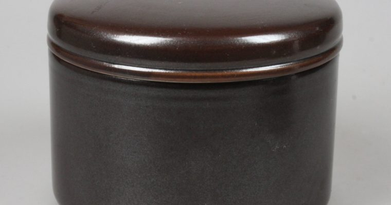 L. Hjorth Denmark pot with lid