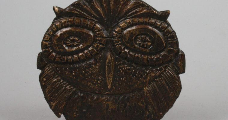 Jissy Keuenhof owl bronze