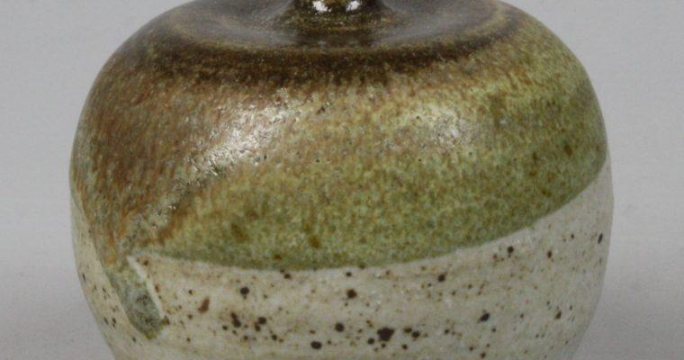 Wim van Nuenen fruit form studio pottery