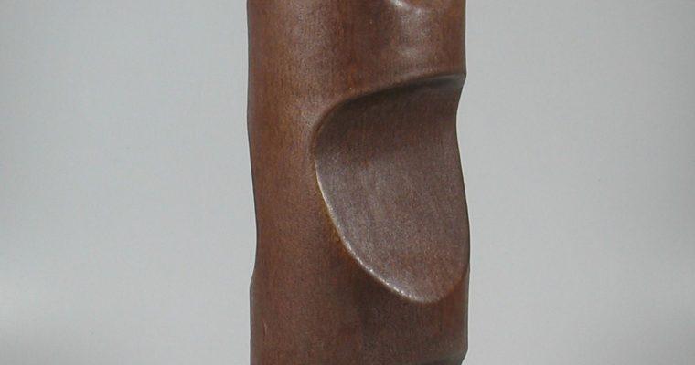 Henny Radijs large abstract pillar form