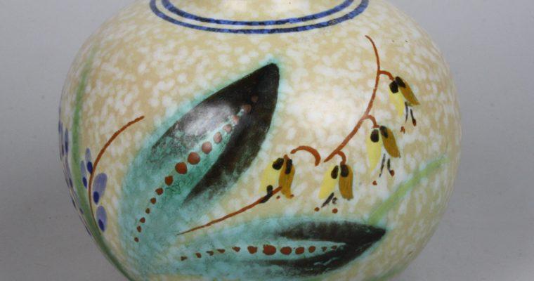 Plateelbakkerij Schoonhoven vase Diana pattern