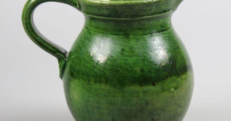 Mobach Utrecht art pottery pitcher ca. 1910