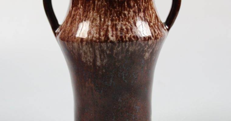 De Rijn Leiderdorp early Zaalberg vase 1919