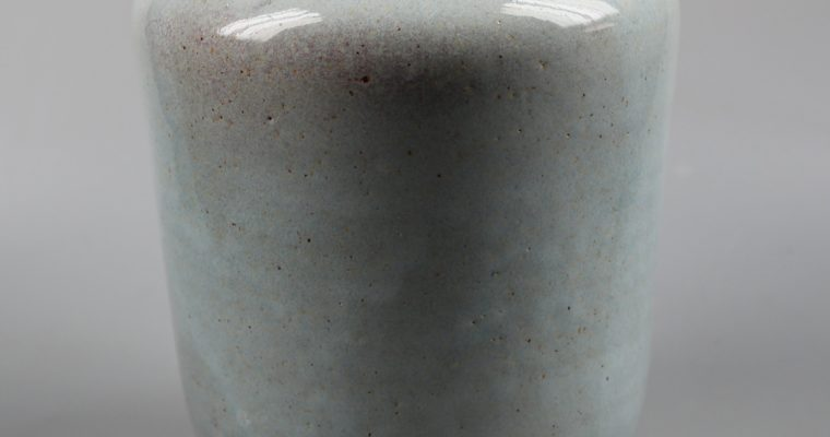 Meindert Zaalberg art pottery vase