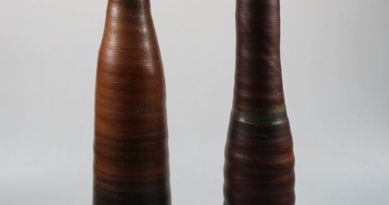 Jaan Mobach set of large vases