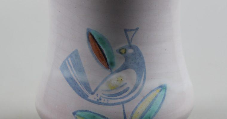 Veurse Werkplaatsen art pottery vase