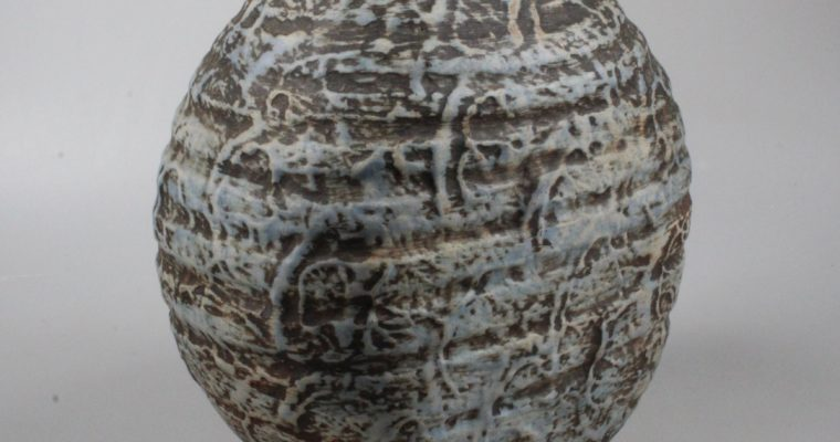 Waistel Cooper studio pottery vase