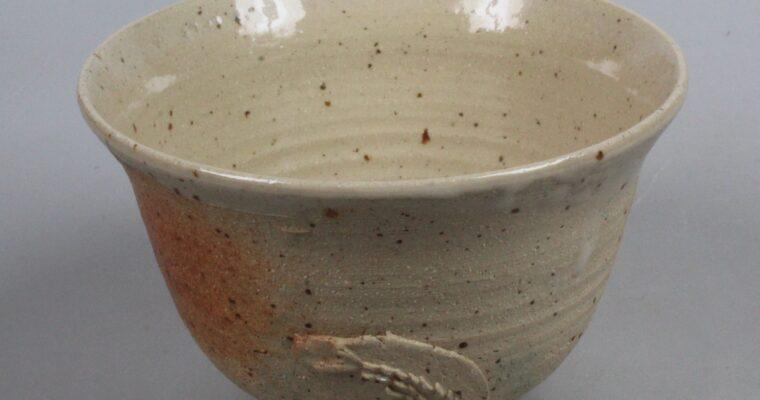 Yvonne Kleinveld studio pottery bowl