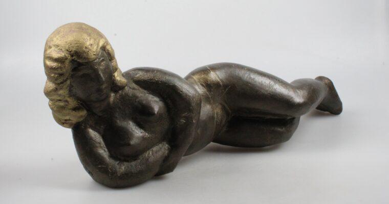 Bouke Mobach II unique sculpture