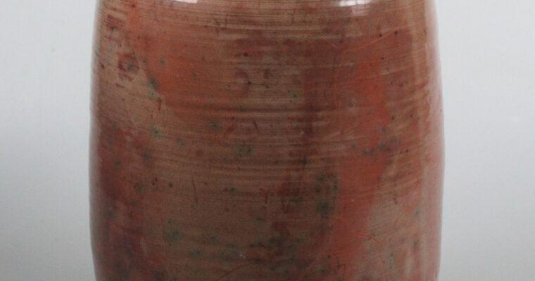 Thera Hofstede Crull De Ooyman art pottery vase