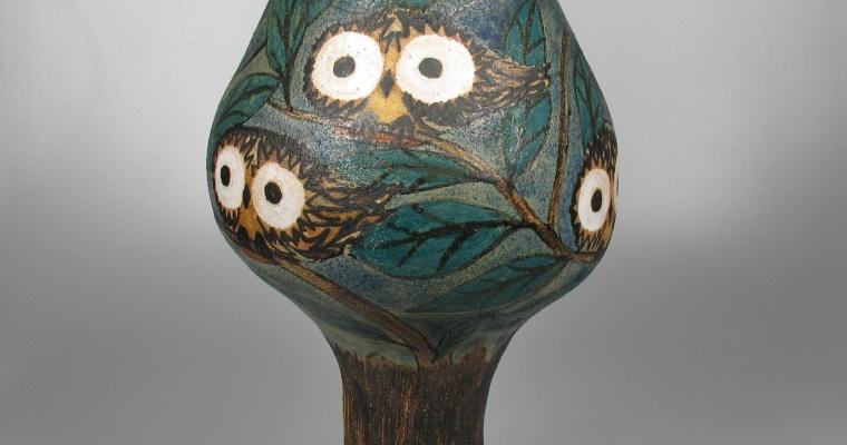 Gerda Wijmans – 'owl tree'