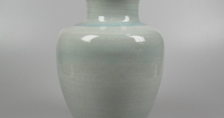 Alice van Mourik porcelain vase