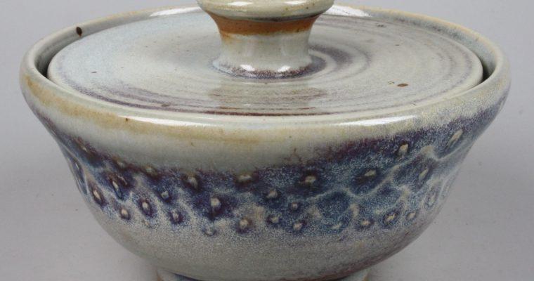 Meindert Zaalberg Ommen pot with lid