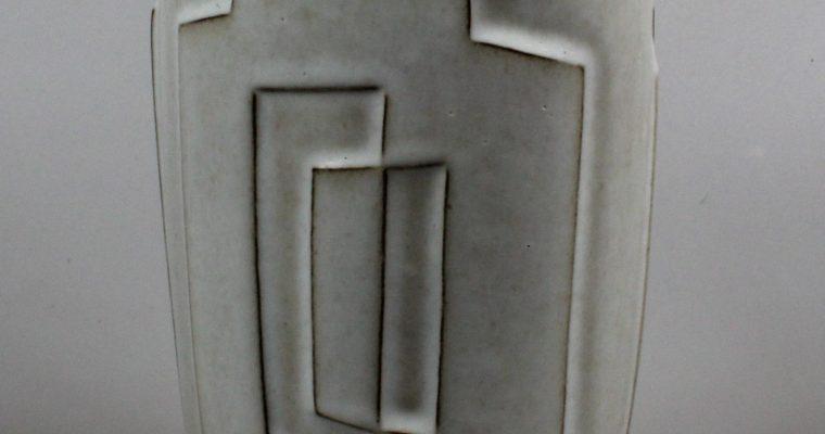 Jaap Ravelli 1950's modernist vase