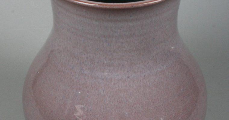Nel Koole Huizen art pottery vase