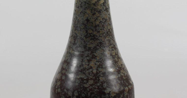 Ru de Boer Ram art pottery vase