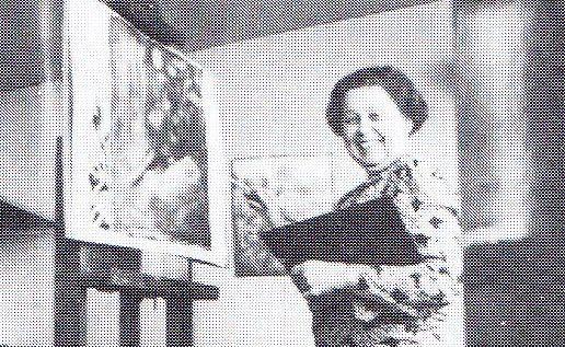 Etie van Rees (1890-1973)
