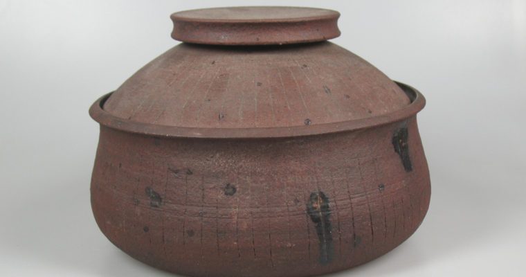 Jan de Rooden large pot with lid
