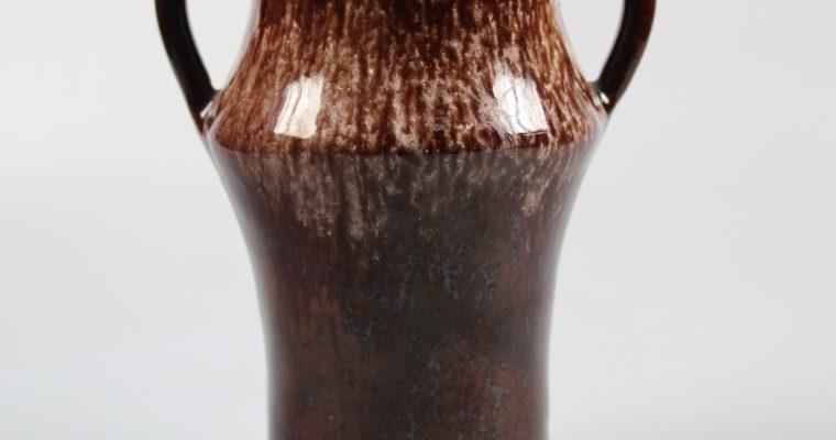 De Rijn Leiderdorp early Zaalberg vase 1919