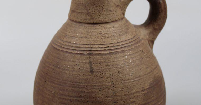 Zaalberg pottery jug 1960's