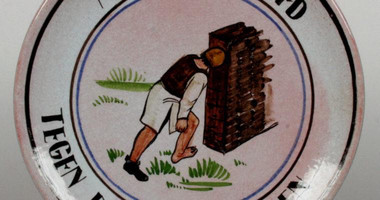 Perignem Belgium wall plate