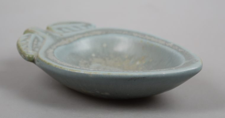 Gunnar Nylund Rörstrand art pottery dish