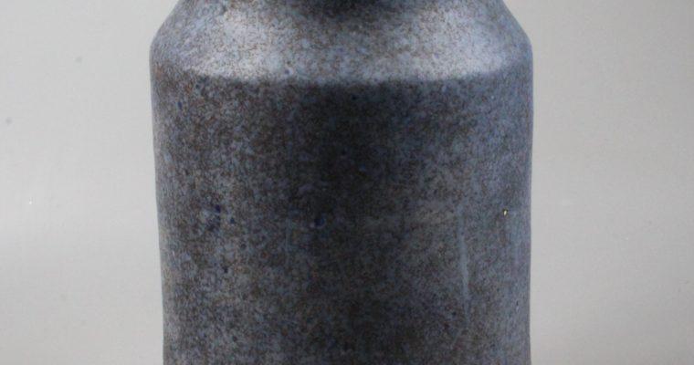Henny Radijs large studio pottery vase 1964